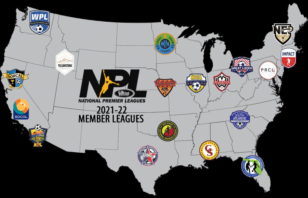 NPL - US Club Soccer Website